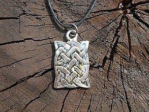 Šperky - celtic amulet IV - 7088857_