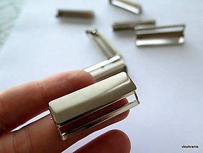 Galantéria - KK04 - komponenty na traky - trakový skracovač 35mm - 7088620_
