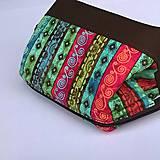 Taštičky - Karma - rámečková taštička (malá) - 7088000_