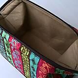 Taštičky - Karma - rámečková taštička (malá) - 7088002_