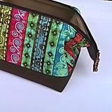 Taštičky - Karma - rámečková taštička (malá) - 7088003_