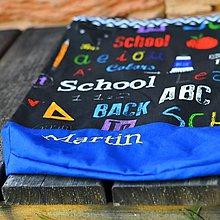 Textil - Školké vrecko L - 7088101_