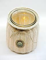 Svietidlá a sviečky - Svetríkový svietnik - 7091075_