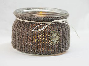 Svietidlá a sviečky - Svetríkový svietnik - 7091119_