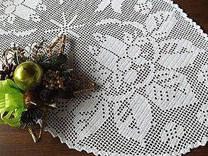 Úžitkový textil - *** Vianočný obrus - prestieranie *** - 7094213_