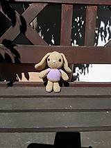 Hračky - Zajkulienka Aly - 7093018_
