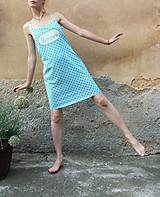 Šaty - ŠATY SUMMER S JAPONSKÝM MOTIVEM - 7095106_