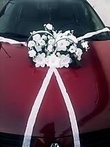 - Svadobná ozdoba na auto - 7094608_