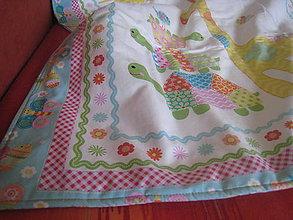 Úžitkový textil - Detská deka - 7091863_