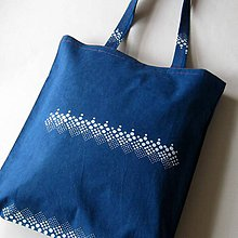 Nákupné tašky - ZUBATÁ - nákupní taška - 7095326_