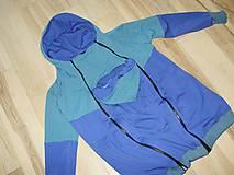 Oblečenie - Mužská mikina na nosenie bábätka - 7094497_