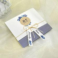 Papiernictvo - Svadobné oznámenie - 7094931_