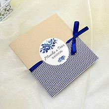 Papiernictvo - Svadobné oznámenie - 7094987_