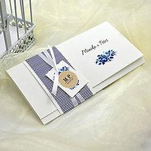 Papiernictvo - Svadobné oznámenie - 7095074_