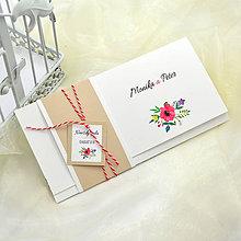 Papiernictvo - Svadobné oznámenie - 7095087_