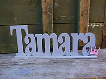 Dekorácie - Tamara - 7097759_