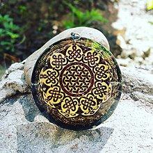 Drobnosti - Keltský kvet - 7096168_