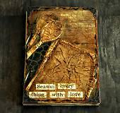Papiernictvo - Receptár - Kuchárska kniha - Vintage Babkina kuchyňa 2-Posledný kus - 7097827_