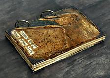 Papiernictvo - Receptár - Kuchárska kniha - Vintage Babkina kuchyňa 2-Posledný kus - 7097837_