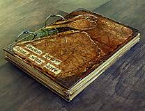 Papiernictvo - Receptár - Kuchárska kniha - Vintage Babkina kuchyňa 2-Posledný kus - 7097850_