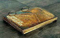 Papiernictvo - Receptár - Kuchárska kniha - Vintage Babkina kuchyňa 2-Posledný kus - 7097852_