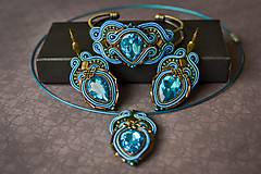 Sady šperkov - Mykény - sada s náramkom - 7098092_