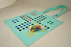 Nákupné tašky - Plátěná taška