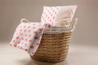 Textil - Detská posteľná bielizeň 130 x 90 cm - 7096525_