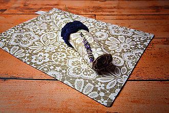 Úžitkový textil - Prestieranie - sada 2 kusy - 7096581_