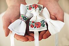 - Svadobné motýliky - 7100407_