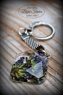 Kľúčenky - Kľúčenka Levanduľa (2030 A) - 7098929_