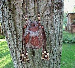 Taštičky - Kapsička na amulety, talizmany I - 7099261_