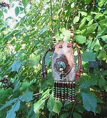 Taštičky - Kapsička na amulety, talizmany II - 7099329_