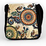 Iné tašky - Taška na plece  ornament 2 - 7101525_