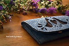 Peňaženky - Ľudová peňaženka 5 - 7102255_
