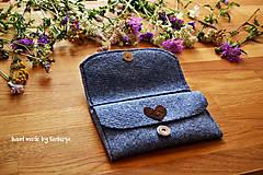Peňaženky - Ľudová peňaženka 5 - 7102257_