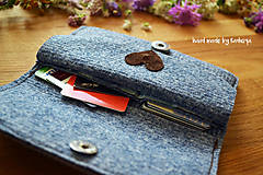 Peňaženky - Ľudová peňaženka 5 - 7102258_