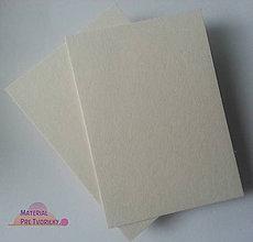 Papier - 10x15cm hrubé doskové listy 10ks - 7104031_