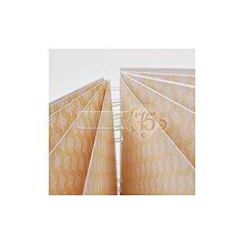 Polotovary - Album Ornament 17x22,5 cm, s potlačenými stranami, 20 listov - 7104090_