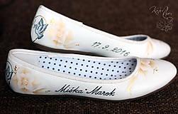 - Svadobné baleríny Miška a Marek - 7104729_
