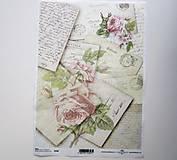 Papier - Ryžový papier R 744 - 7103403_