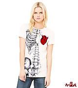 Tričká - Skeleton - 7105274_