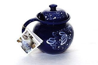 Nádoby - Kobaltový medník - 7107645_