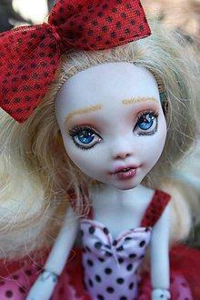 Bábiky - Ooak bábika - Amélia ❤ - 7109906_