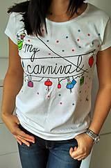 Tričká - Karneval /M - 7109562_
