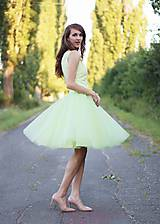 - Tylová sukňa 6 vrstiev  - 7112238_