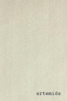 Textil - supersuede slonia kosť - 7112867_