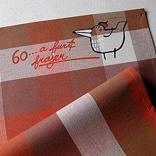 Úžitkový textil - 60 ... A FURT FRAJER - prostírání - 7112042_