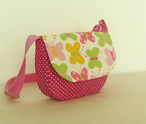 b1d3ec50e Detská kabelka č.3 / LEANS - SAShE.sk - Handmade Detské tašky