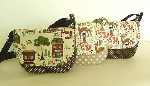 857719f05 Detská kabelka č.12 / LEANS - SAShE.sk - Handmade Detské tašky